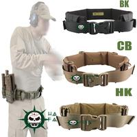 EMERSON MOLLE Padded Patrol Belt/ Tactical belt for BK/CB/HK