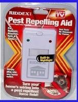 100Pcs/Lost+Riddex Pest  Repelling Aid Pest Killer Ant Pests Repellent Plus Electronic Control T13