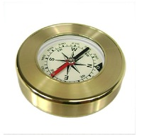 Gold compass damping oil compass outdoor compass luminous j013 belt