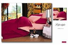 popular red bedding set
