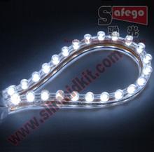 amber led light bar price