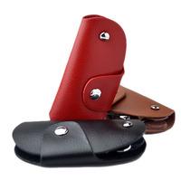 Free Shipping 100% genuine leather key case wallet , fashion cow leather key holder, promotion gift k3