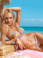 Free Shipping New Arrival Fashion Sexy Swimsuit,Bikini Women's Victoria Beachwear Swimwear Bikini Bandeau