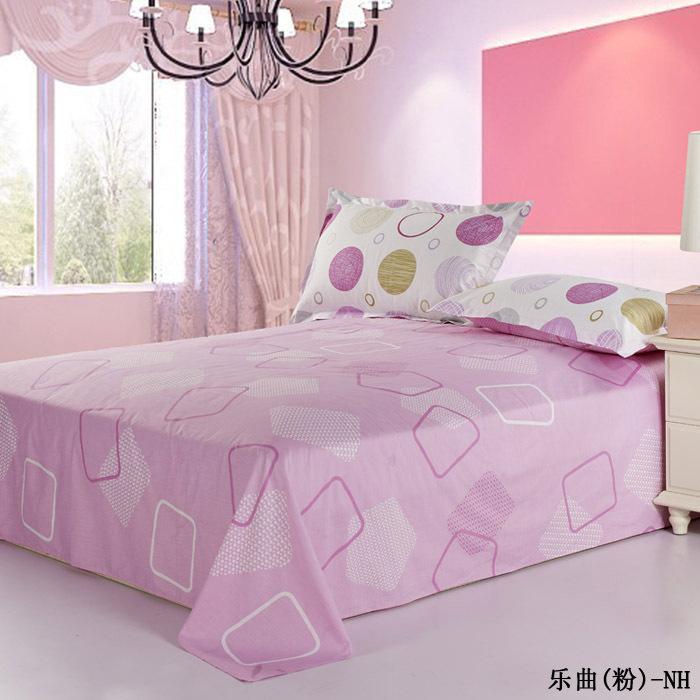 100% cotton sheets single Bed Sheets kids bedsheet(China (Mainland))