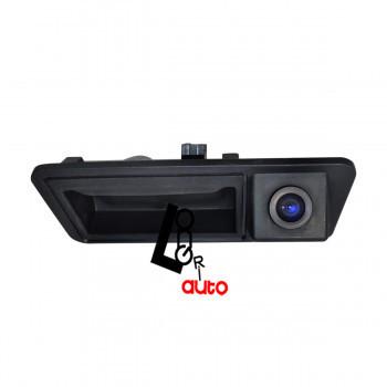 Car Vehicle Rearview Camera Backup Review Parking Reversing Cam Rear View Waterproof Night Vision Freeshipping(China (Mainland))
