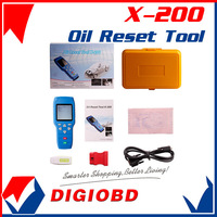 Oil Reset / Engine oil light reset Tool X200 OBD2 Auto Code Reader X-200 OBD-II engine diagnosis