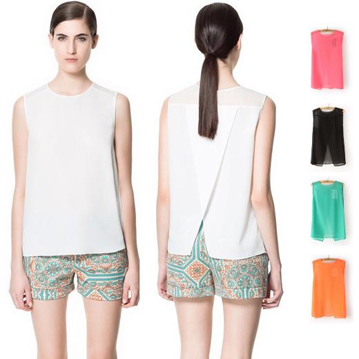Женские блузки и Рубашки 5 женские блузки и рубашки 2014