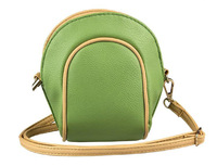 Mini Bags for Women PU Leather Candy Color Casual Messenger Bags Cell Phone Camera Bags New Fashion Concise Shoulder Bags