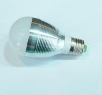 $10 off per $100 50pcs/lot  Wholesale E27 Led Light Bulb 3W 5W LED Bulb Lamp AC85-265V Cold Warm White  DHL Free Shipping