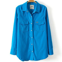 Fashion female shirt