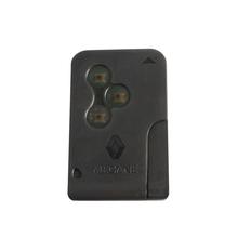 Free Shipping 3 Buttons Megane Smart Key 433Mhz for Renault Megane