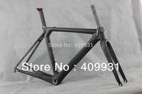 2014 newest aerodynamic 1050g,UD-matt,BB86 and DI2 compatiable carbon road bike frame AERO007