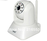 "P2P Wireless IP Camera EasyN 720P ONVIF H.264 P/T IR-Cut Night Vision Motion Detection 1/4"" COMS"