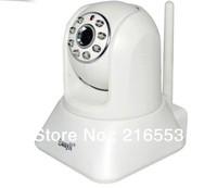 "P2P Wireless IP Camera EasyN 720P ONVIF H.264 P/T IR-Cut Night Vision Motion Detection 1/4"" COMS"