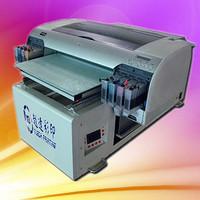large printing size A2 black t-shirt printer