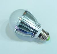 E27 led bulb lamp 5W 7W High brightness 50pcs/lot (2835SMD) AC110V,220V,240V Warm White/Cool White Free Shipping DHL