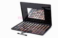 Free Shiping Professional 88 matte Color Eyeshadow Makeup Eye shadow Palette Dropshipping  From Redfox