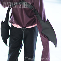 Bloodlad wings halloween cosplay props