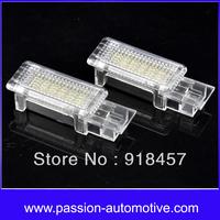 LED Courtesy Door Light WHITE for MERCEDES BENZ W203 W207 W209 W240 R171