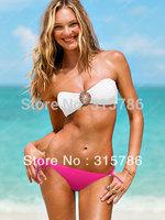 Free Shipping beachwear for women push up bathing suit,push up bikini sexy swimwear victoria fashion bikini swimwear women