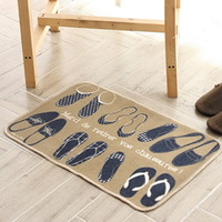 2014 Bedroom floor mats bath mat doormat carpet doormat mat shoes