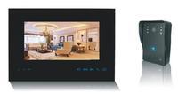 7 inch 2.4GHz Wireless Video Door Phone Intercom for Home Apartment Intercom System Doorbell  Monitor Peephole