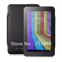 MeLE PQ702 Quad Core 7 inch IPS Multi Touch Screen A31 Android 4.0 Tablet PC 2GB RAM 16GB ROM 2Mpixls Camera Smart Leather Cover
