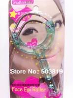 Double Spring Malian Epiroller Facial Hair Remover, smooth off face Epilator/Removal, SkinTools facial Epiroller Free Shipping