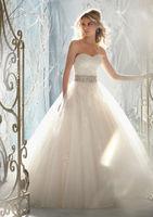 White/ Ivory  Wedding Dresses  Custom