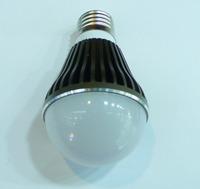 DHL Free shipping factory direct E27 screw 220V high light efficiency 50pcs/lot  5w led energy saving lamp bulb
