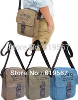 Men Shouldecanvas brand handbags solid men messenger bags Travel Bag