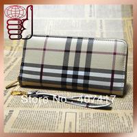 2014 New Arrival Fashion Famous Designe PU Leaher women  Wallet Hot Sale High Quality Women purse