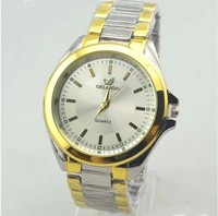 2014 new steel with male table fashion men's watches men's special steel strip table men watches watch male students