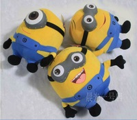 "Despicable ME Movie Plush Toy 10 inch "" 25cm Minion Jorge Stewart Dave NWT with tags"