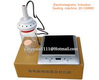 220V Big Diameter 20-130MM Handheld electromagnetic induction Sealer Aluminum Foil Sealing Machine Plastic Bottles 500C