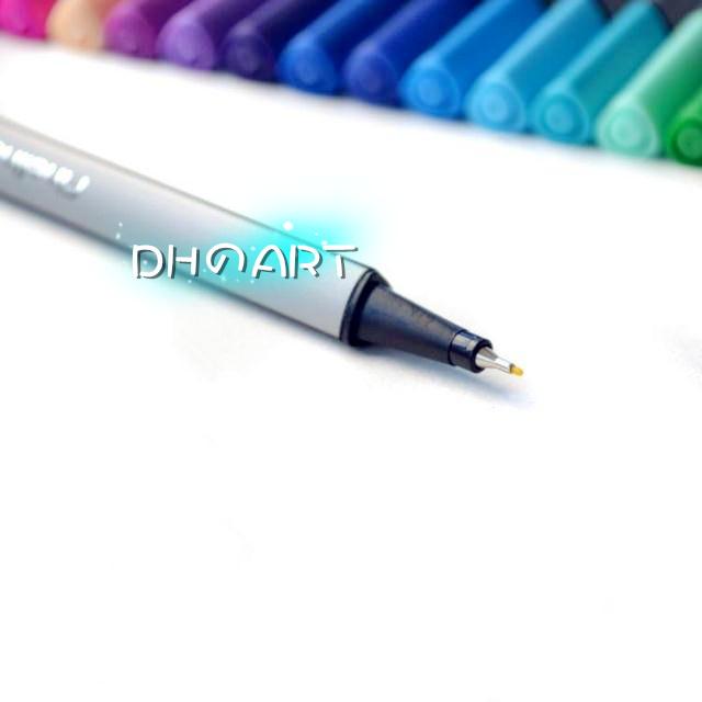 Marco marco multicolor linha gancho caneta agulha caneta de desenho haste triângulo aquarela pincel super- elevação(China (Mainland))