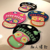 Candies afro clown pirates  for SAMSUNG   note3 n9006 mobile phone case n9008 silica gel protective case