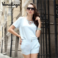 Women's clothing suits ladies' fashion cultivate one's morality chiffon women track suit