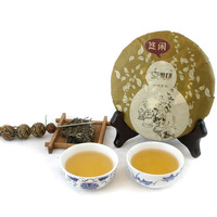 Pu er tea health tea big virgin material tea trees seven cake