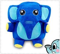animal elephant Cartoon kids baby shoulder bag children school bags Bolsas plush Backpack for girls boys Mochila The Knapsack