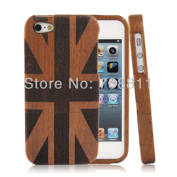FREE SHIPPING/Individuality Nature Flag of the United Kingdom Pattern Hard Phone Cover Case For Apple iPhone 5(China (Mainland))