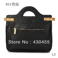 2014 New Fashion Women Bags Designers Brand pu leather shoulder bag high quality LY#811