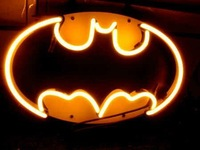 BATMAN NEON light pub sign art Bar 35*30cm