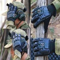 Tactical Glove Full Finger gloves BK