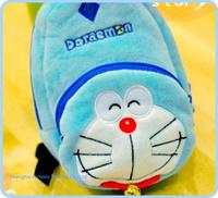Kawaii NEW Design Coin BAG - 12PCS Japan Doraemon Coin Purse Wallet Pouch BAG ; Key Hook Phone BAG Case Pouch Wallet