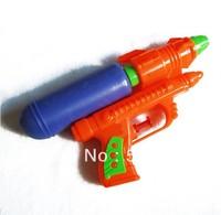 19cm long pneumatic toy gun beach toy water gun toys free shipping
