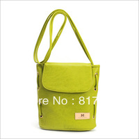 2014 fashion  mobile phone candy color mini messenger bag small bag cute coin female bags  women leather handbags  23