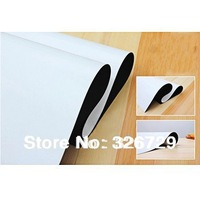 Office 45*60 Wall Soft Suspension Stickers Graffiti Wall Panel Whiteboard Erasable Paper White Board To Stick