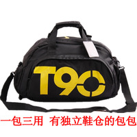 T90 shoes messenger bag football backpack basketball bag gym bag sports bag