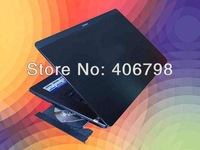 14.1 inch laptop Intel 1037U Dual Core built-in DVD-RW Windows 7 OS 2GB RAM/320GB HDD 14.1'' notebook Manufacturers selling